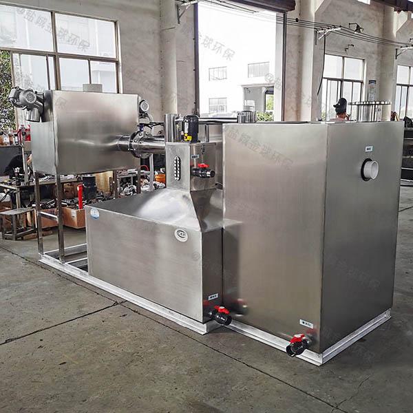 商家自动提升隔油器自动提升装置型号