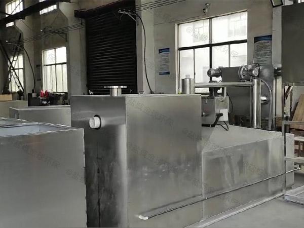 小区地面全自动智能型隔油器自动提升装置制造厂家