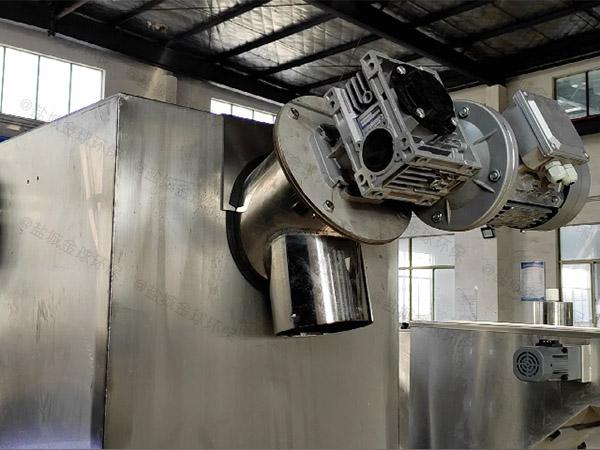 火锅店室外智能隔油污水提升一体化设备技术要求