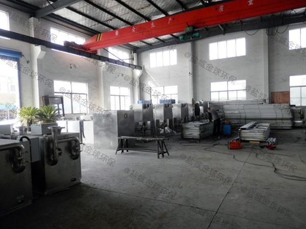 厨余室内大自动化油水过滤器厂商