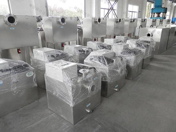 商家中小型地面式机械油水渣分离机生产厂家