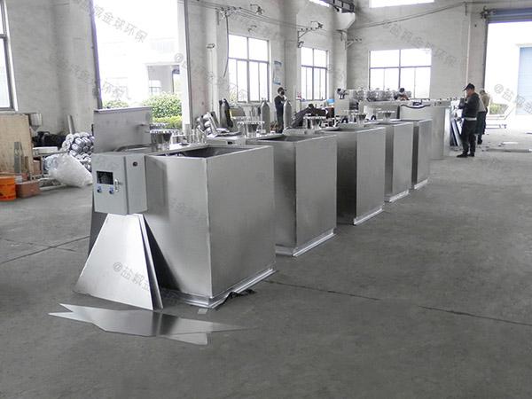 餐饮商户地下移动一体化隔油处理设备直供厂家