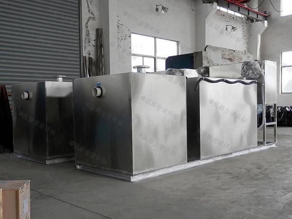 厨用埋地移动式污水提升及隔油设备十大品牌