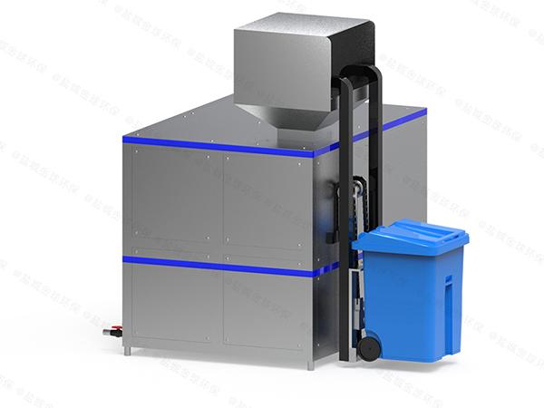 大中型全自动餐饮垃圾处理机排名前十