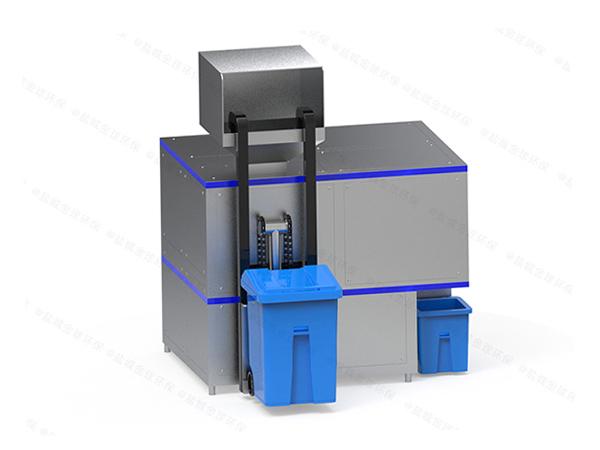 10吨智能化厨余湿垃圾处理器处理方式