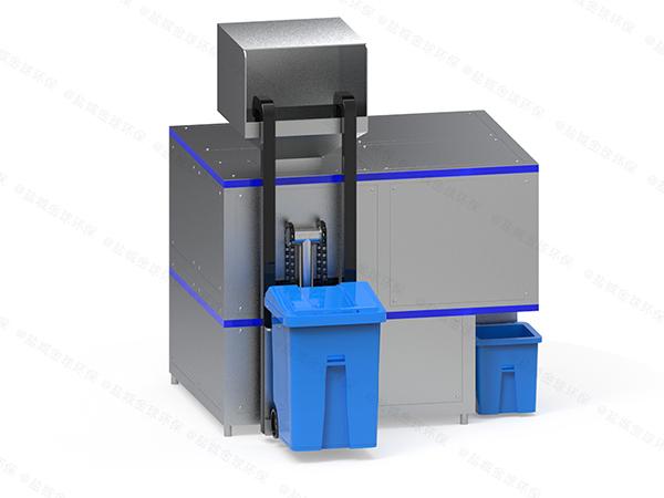 5吨自动化厨余垃圾设备产品标准