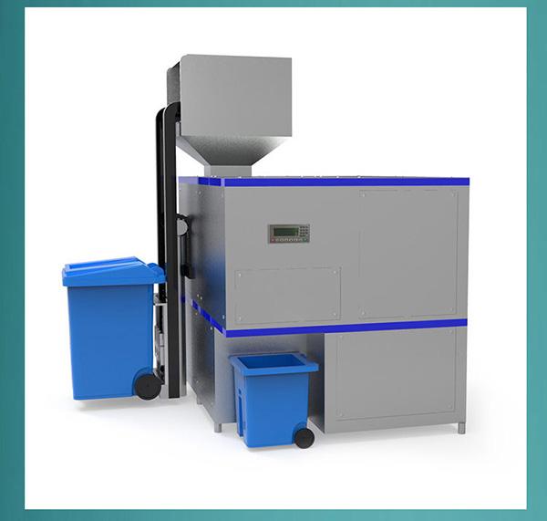 小型智能厨余垃圾废水处理施工方案