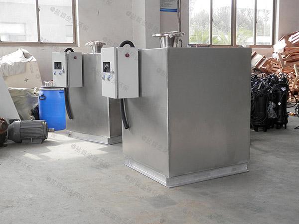 家用平地式和深坑式污水提升器装置可代替三化厕吗