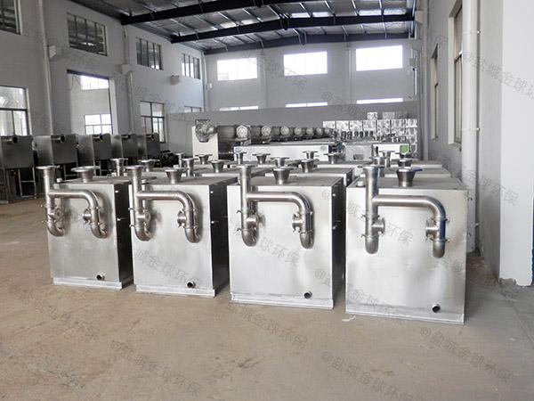 负一层地下室上排式污水提升器安装方法