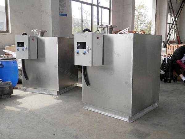 商场专用生活污水处理提升器可以用来抽水吗