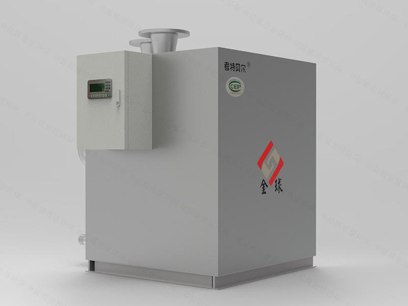 庭院外置式污水提升设备怎么安装