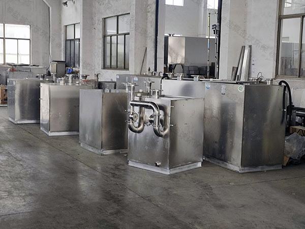卫生间智能环保污水提升设备特征