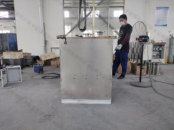 商品房地下室智能污水提升器装置安装位置