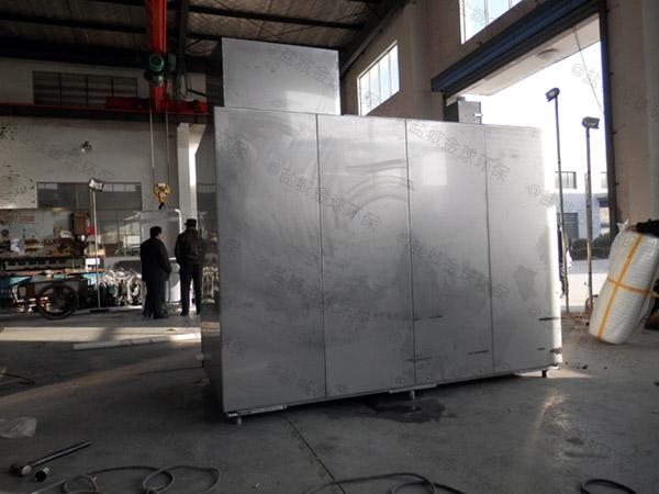 大中型机械式厨余垃圾处理成套设备代加工