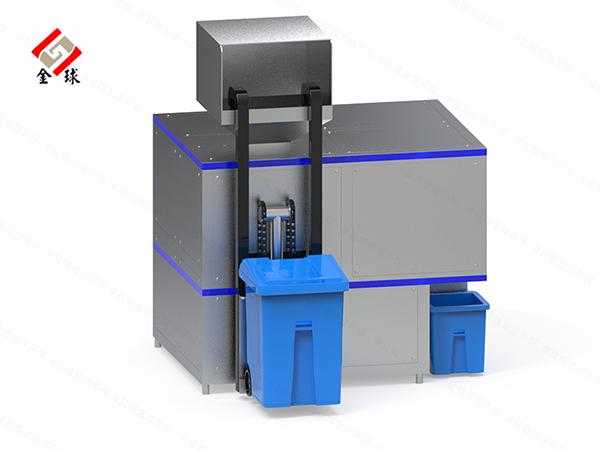 大中型自动化餐饮垃圾减量处理设备检测报告