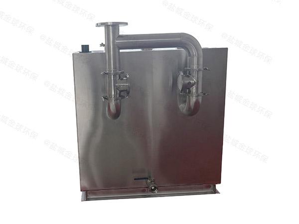 家用生活多用途污水提升器上排安装方法
