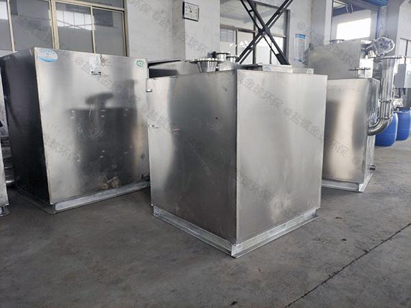 奶茶店自动粉碎污水提升处理器批发商
