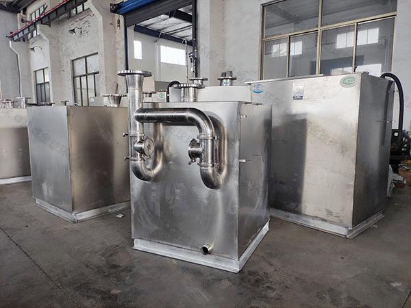 室内公用污水排放提升设备的接法