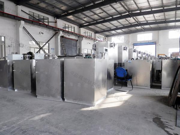 别墅专用密闭式自动排渣污水提升处理器解堵