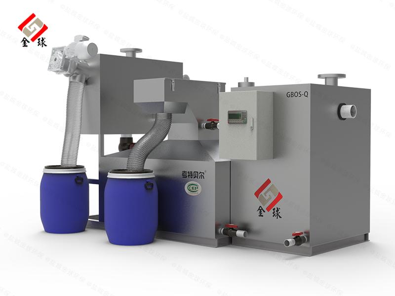 厨下型埋地式全能型下水隔油设备制造商