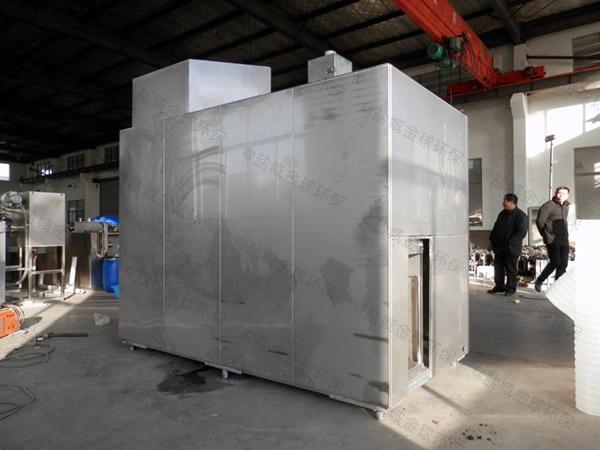 日处理5吨多功能厨余垃圾处理一体机产品标准