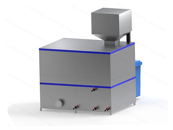微型环保餐厨垃圾预处理设备方案