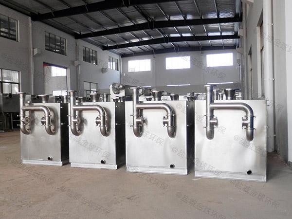 卫浴间密闭排渣污水提升设备小科普