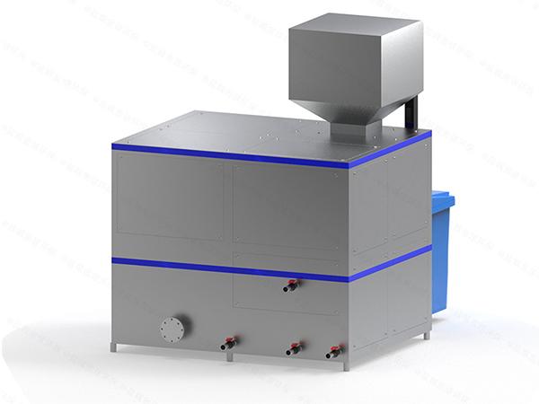 日处理5吨智能化厨余垃圾压缩设备定制