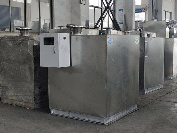奶茶店智能控制污水提升装置一般多久