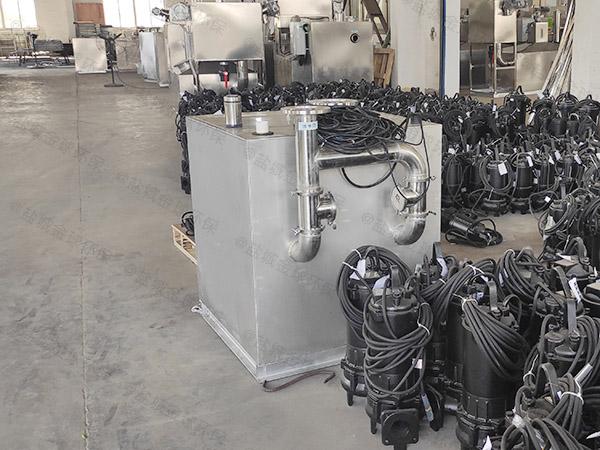 家用地下室双泵交替污水排放提升设备哪里有卖