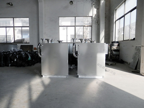 家庭用外置泵反冲洗型污水提升装置怎么安装