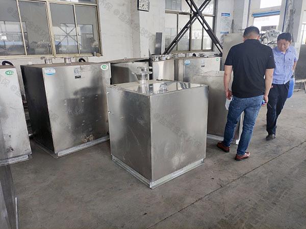 商场外置式污水提升装置能用吗