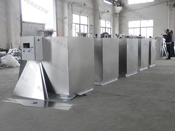 负一层双泵污水排放提升设备怎么选择