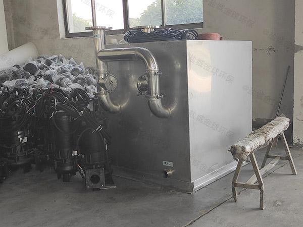 负一层地下室一体式污水提升器装置进口好还是国产好