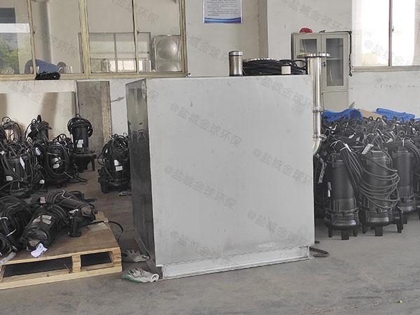 商场专用无异味污水提升器装置怎样手动旋转轴承