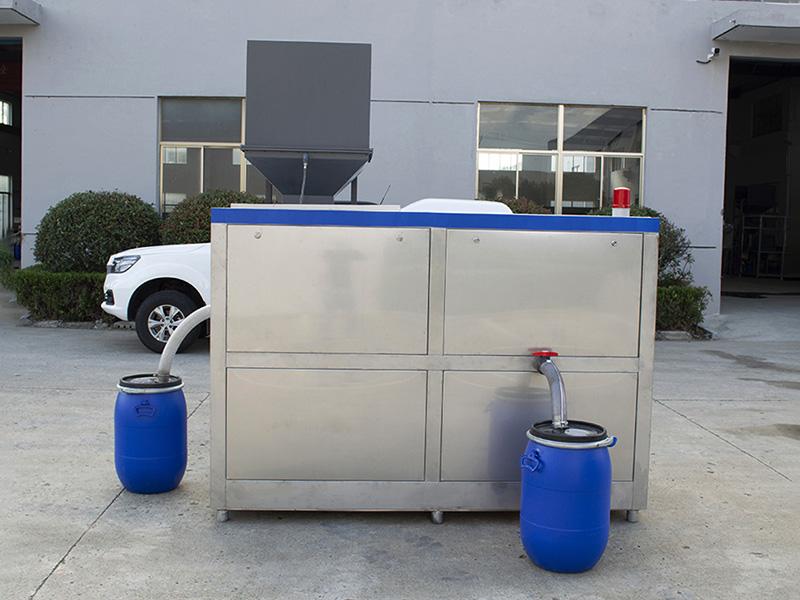 20吨商城食物垃圾预处理机器价格表